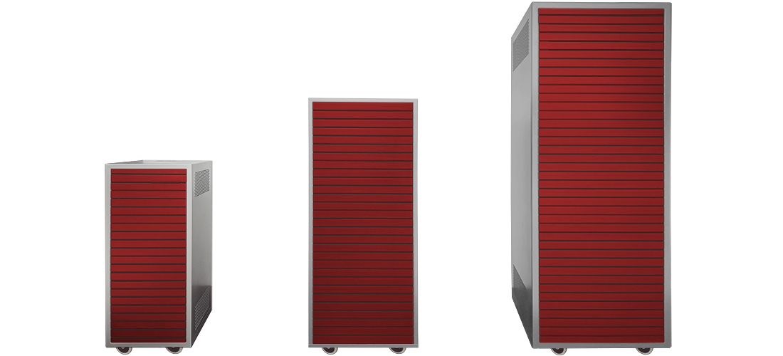 Heavy Duty Air Purification - AirCleaner Unit